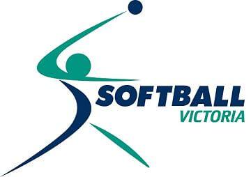 Softball_VIC Logo